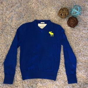 Abercrombie sweater size L Kids